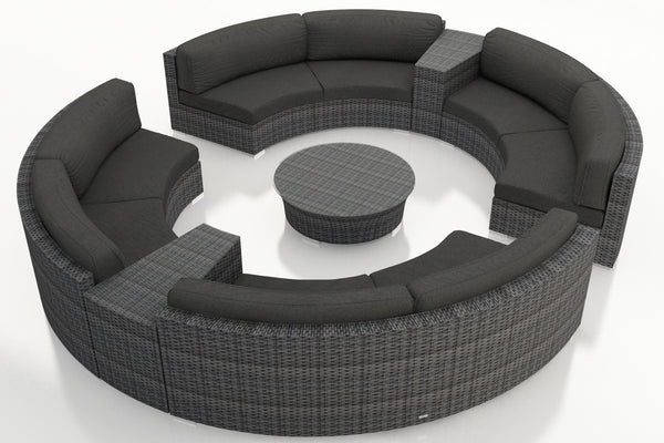 7 Pc. District Eclipse Sectional Set