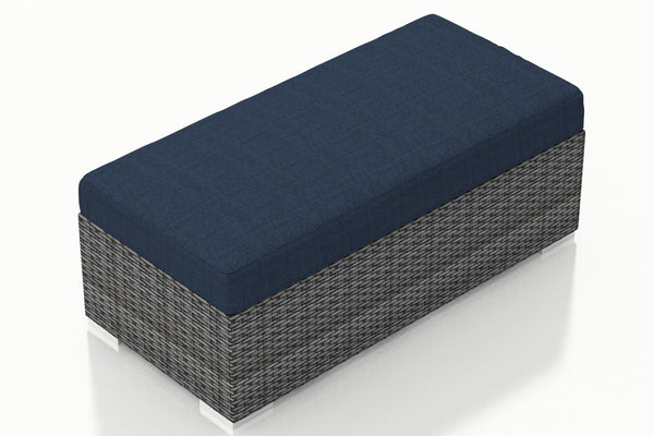 District Double Ottoman - Skylar's Home and Patio