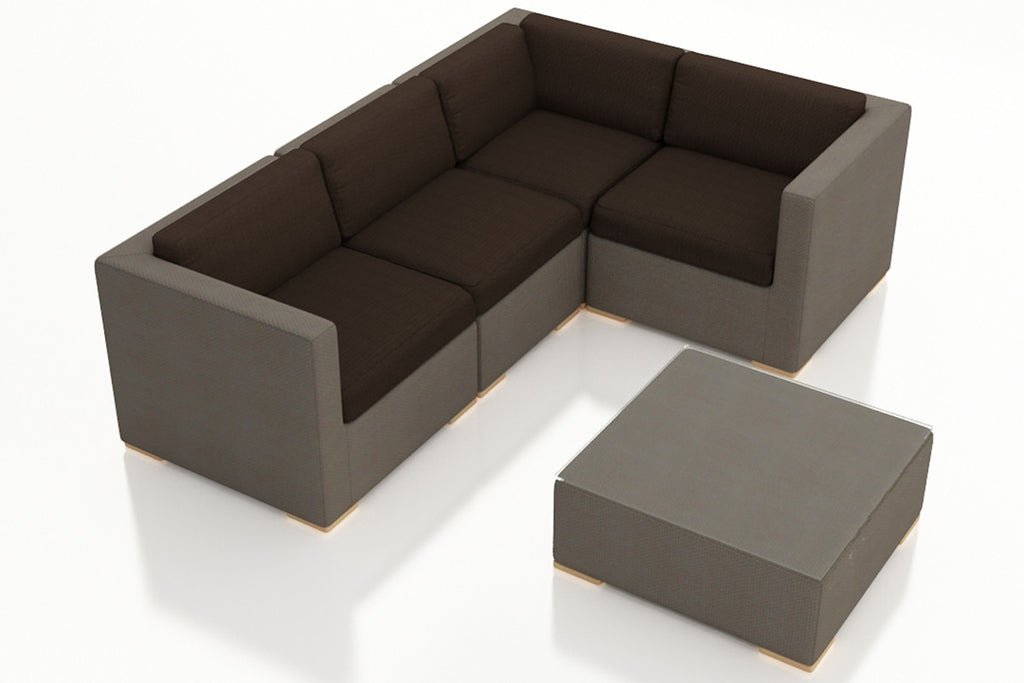 Element 5pc Sectional - Skylar's Home and Patio