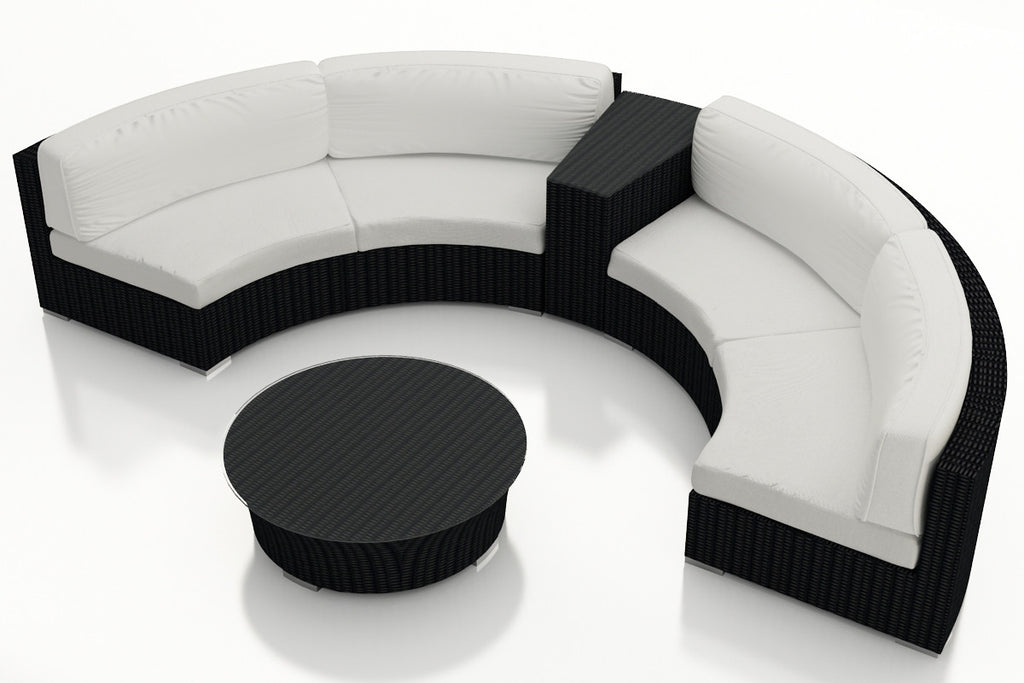 4 Pc. Urbana Eclipse Sectional Set