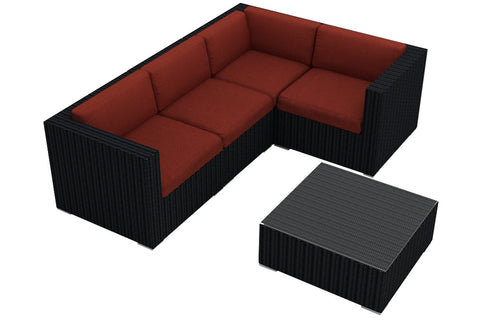 Urbana 5 Pc. Sectional - Skylar's Home and Patio