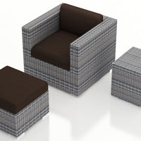 3 Pc. District Club Chair Set - Skylar's Home and Patio
