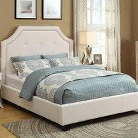 Tammy Upholstered Bed - Skylar's Home and Patio