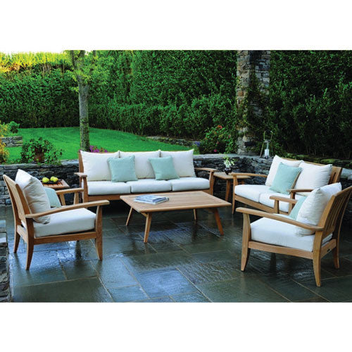 Ipanema Teak Sofa Set - Skylar's Home and Patio