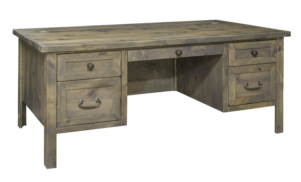 Joshua Creek Executive Desk - Skylar's Home and Patio