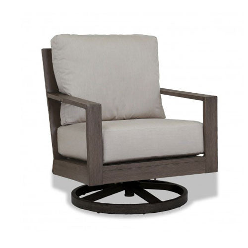 Laguna Swivel Club Chair - Skylar's Home and Patio