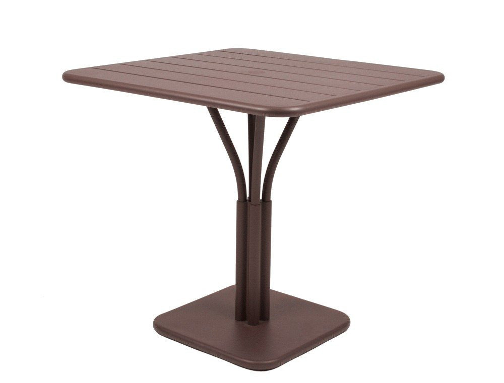 "Luxembourg 32""x32"" Pedestal Table by Fermob - Skylar's Home and Patio"