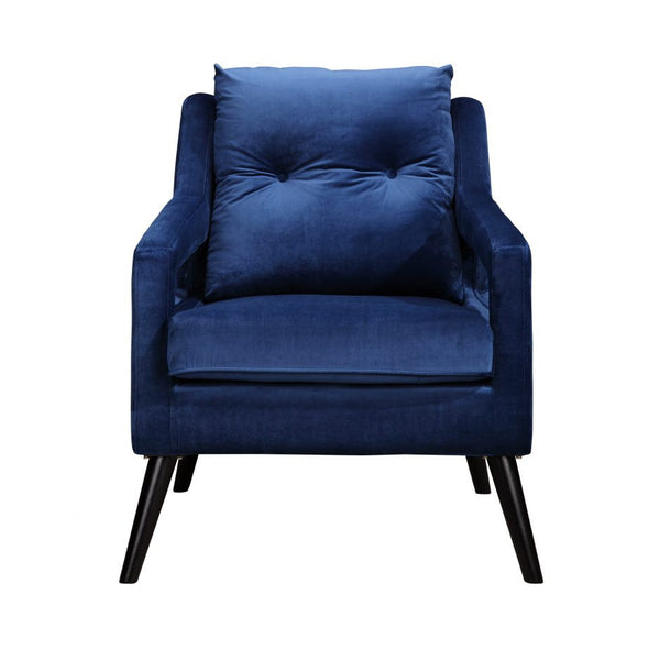 Rollins Arm Chair Blue - Skylar's Home and Patio