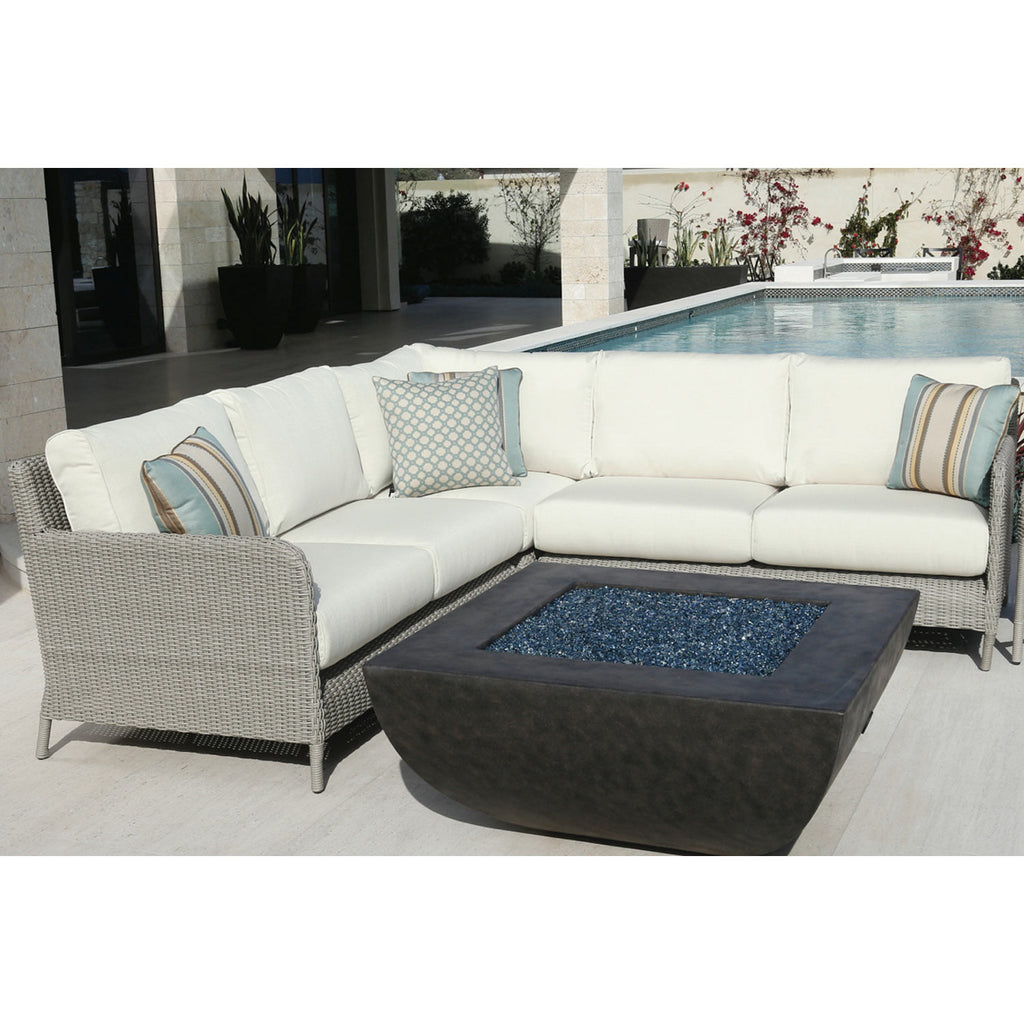 Manhattan 3pc. Sectional - Skylar's Home and Patio
