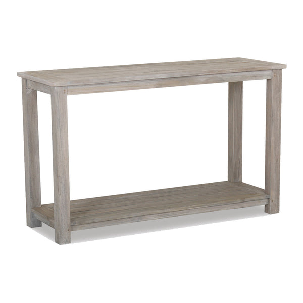 Teak Console Table - Skylar's Home and Patio