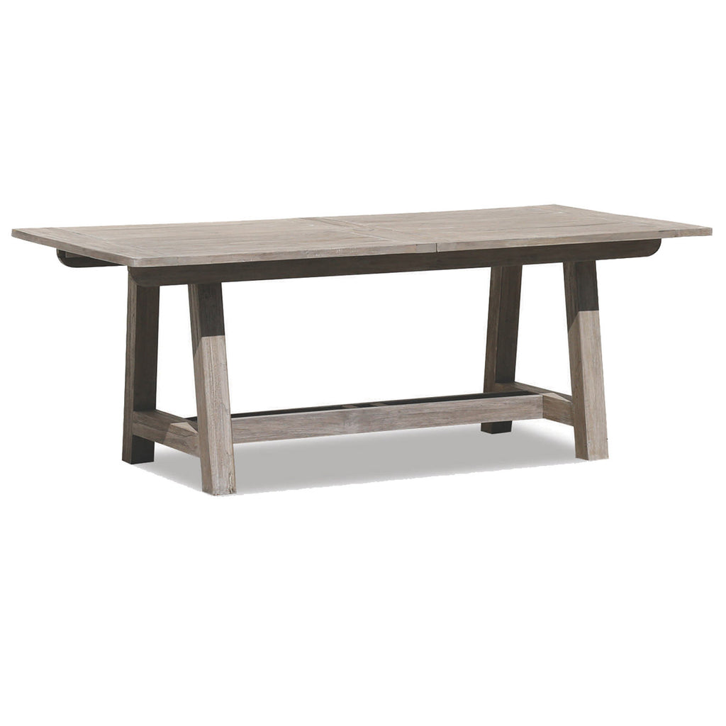 "Teak 79"" Extending Dining Table - Skylar's Home and Patio"