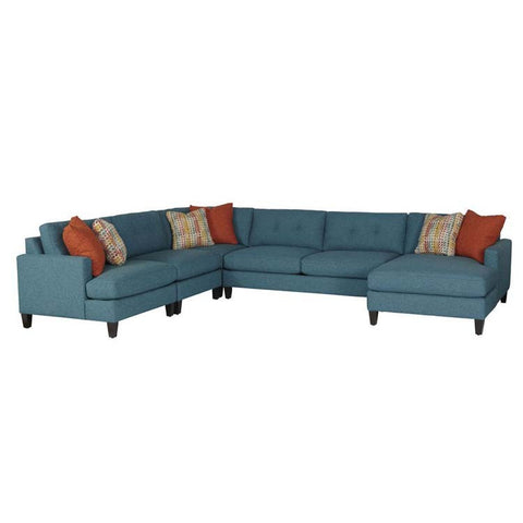Mia Sectional - Skylar's Home and Patio