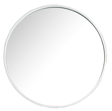 "Montreal 28"" Round Mirror - Skylar's Home and Patio"