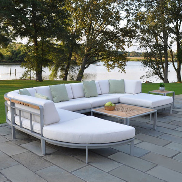 Naples Modern Sectional - Skylar's Home and Patio