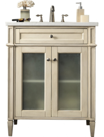 "New Brittany 30"" Single Vanity"