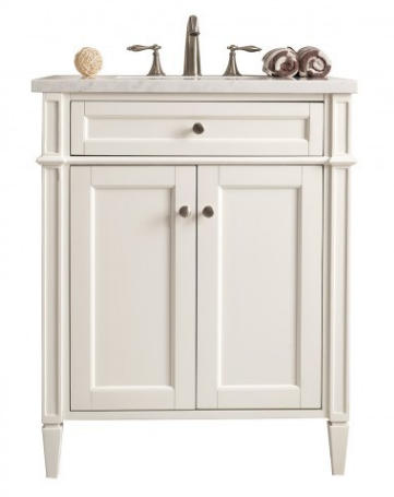 "New Brittany 30"" Single Vanity - Skylar's Home and Patio"