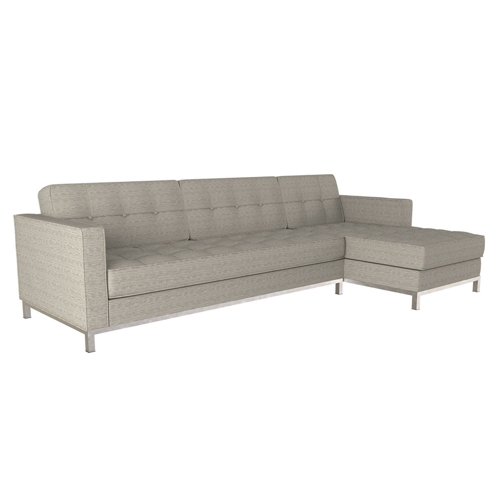 Nika 2 Piece Sectional - Skylar's Home and Patio
