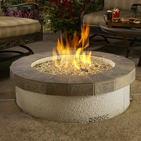 Stucco Fire Pit - Skylar's Home and Patio