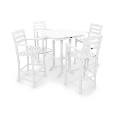 POLYWOOD® La Casa Café 5pc Bar Set
