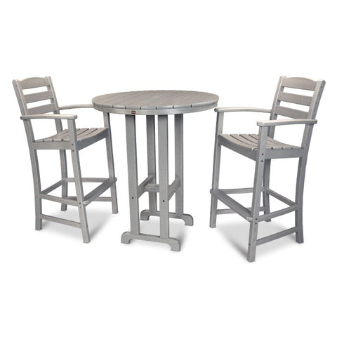 La Casa Café 3-Piece Bar Set - Skylar's Home and Patio