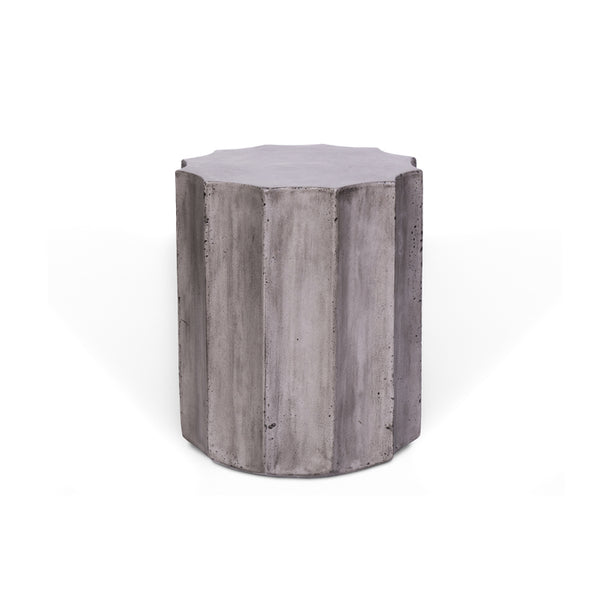Rada Concrete Stool - Skylar's Home and Patio