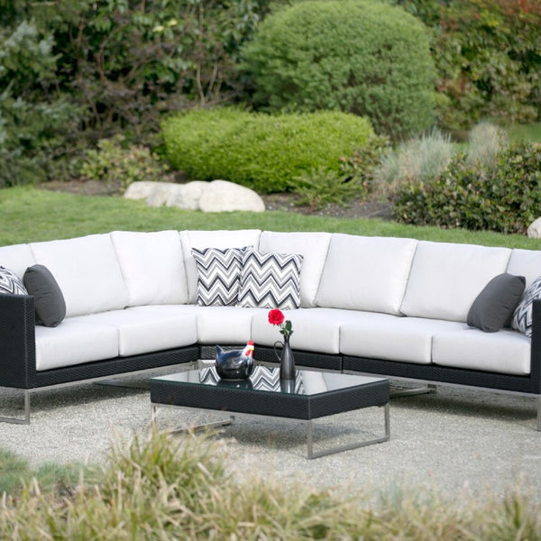 Vilano Sectional by Ratana - Skylar's Home and Patio