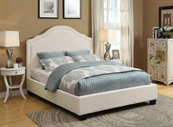 Rath Bed (Ivory Linen)