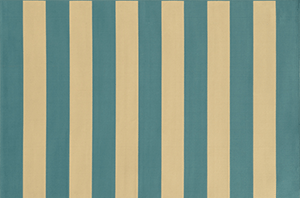 Riviera Stripe-Teal - Skylar's Home and Patio