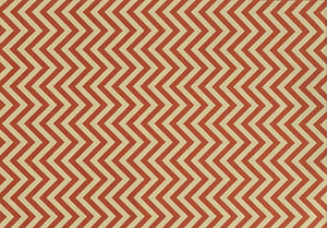 Riviera Chevron-Orange