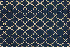 Riviera Tile-Navy - Skylar's Home and Patio