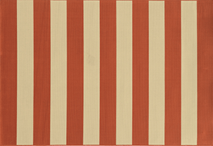 Riviera Stripe-Orange