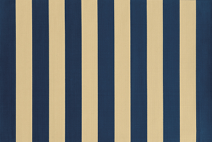 Riviera Stripe-Navy - Skylar's Home and Patio