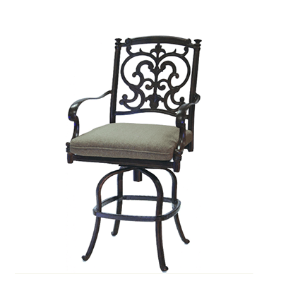 Santa Barbara Swivel Counter/Bar Stool