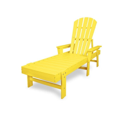 Polywood Chaise Lounge San Diego - POLYWOOD® South Beach Chaise