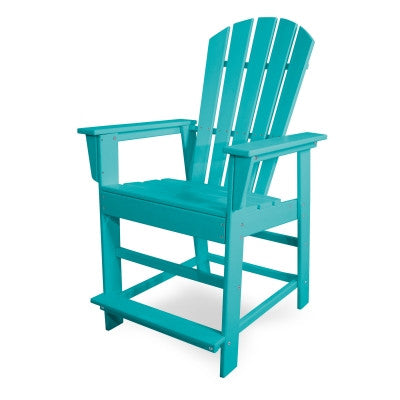 POLYWOOD® South Beach Counter Chair - Counter Chairs San Diego