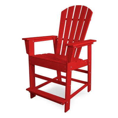 POLYWOOD® South Beach Counter Chair - Skylar's Home and Patio