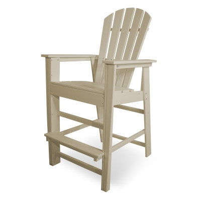 POLYWOOD® South Beach Bar Chair