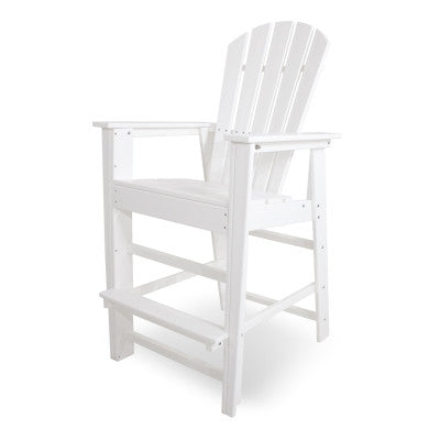POLYWOOD® South Beach Bar Chair - Skylar's Home and Patio