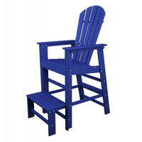 POLYWOOD Lifeguard Chairs San Diego - South Beach Lifeguard Chair