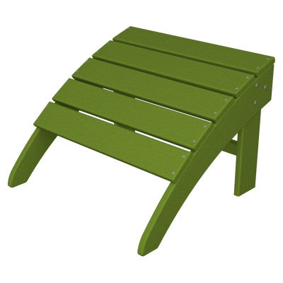 POLYWOOD® South Beach Adirondack Ottoman - Skylar's Home and Patio