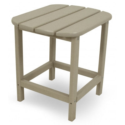 "POLYWOOD® South Beach 18"" Side Table - Skylar's Home and Patio"