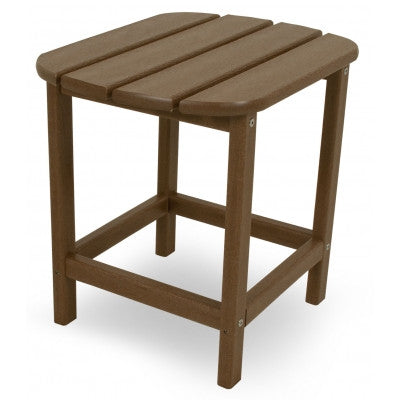 "POLYWOOD® South Beach 18"" Side Table - Coffee & End Tables San Diego"