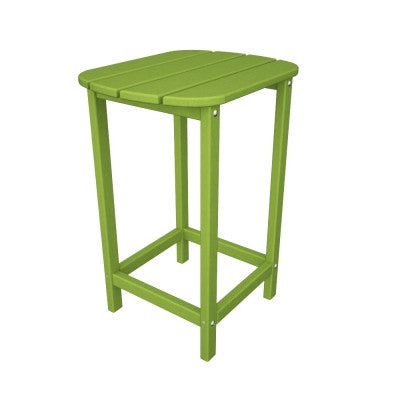 "Polywood Counter Tables San Diego: South Beach 26"" Counter Side Table"