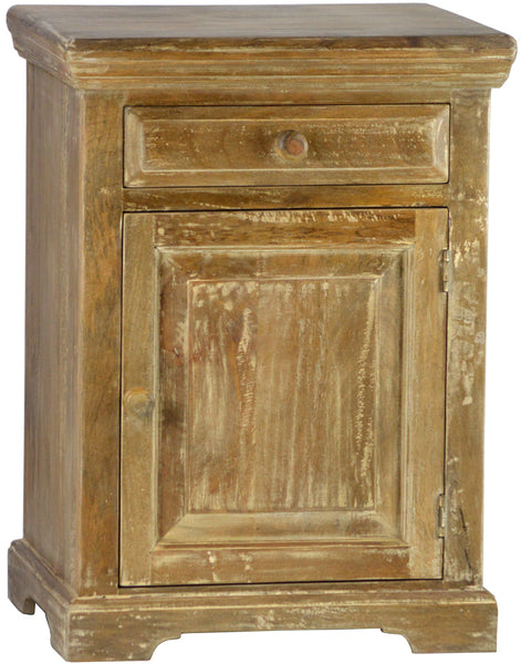 Shanti Nightstand Lucca Finish - Skylar's Home and Patio