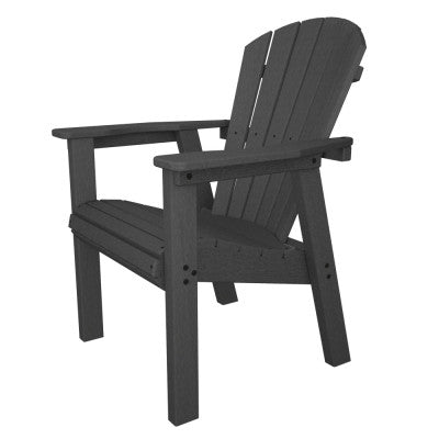 Polywood Casual Chairs San Diego - POLYWOOD® Seashell Casual Chair