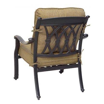 San Marcos Club Chair - Skylar's Home and Patio