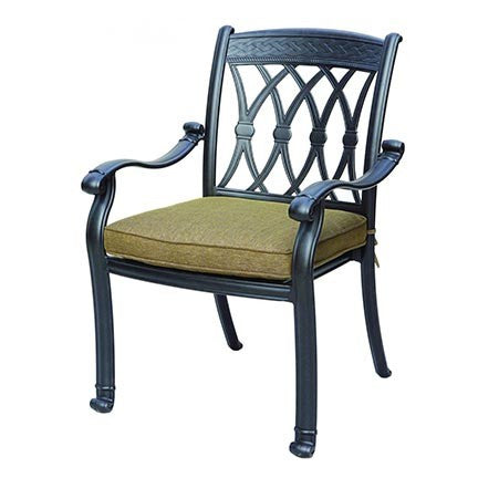 San Marcos Dining Chair - Skylar's Home and Patio
