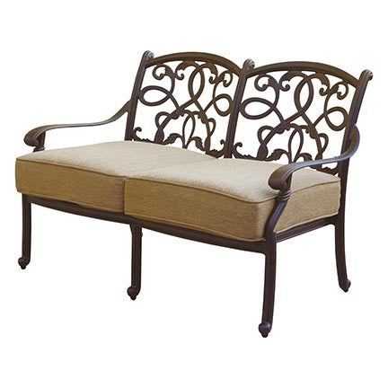 Santa Monica Loveseat - Skylar's Home and Patio