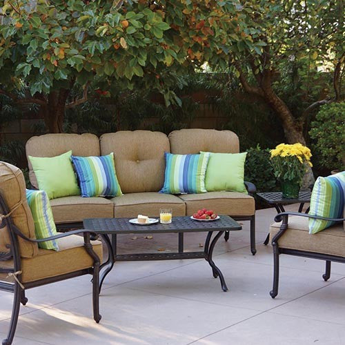 Conversation Set (5 Person) - Skylar's Home and Patio
