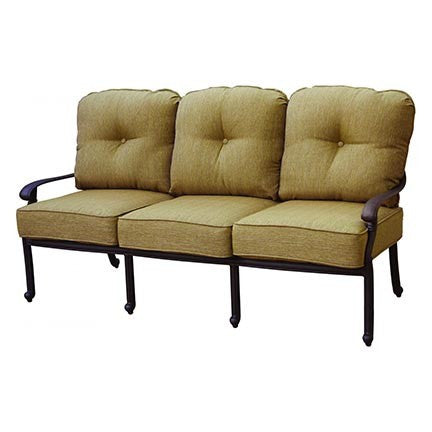 Santa Monica Deep Seating Sofa - Skylar's Home and Patio